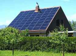 Using Solar Panels for Electricity